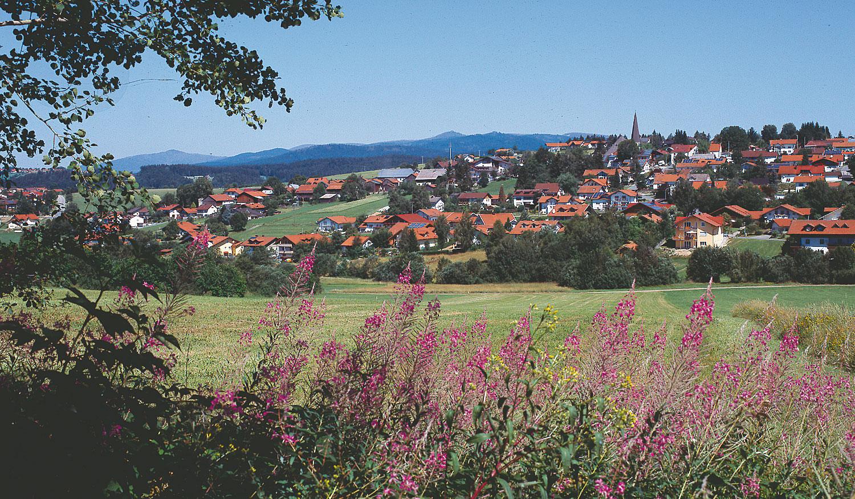 Urlaub in Hinterschmiding im Dreiländereck Bayerischer Wald