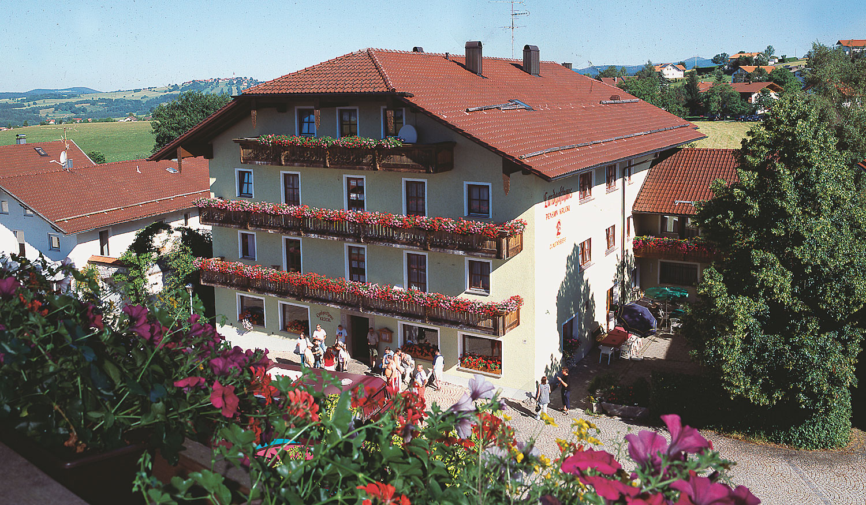 Pension Landgashof Krückl in Hinterschmiding im Bayerischen Wald